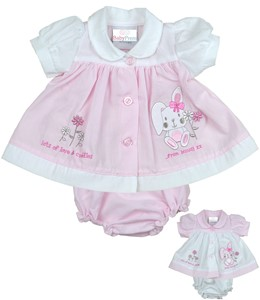 Babyprem Preemie Baby Dress /& Knickers Set Hearts Girls Clothes 3.5-5.5lb White P2