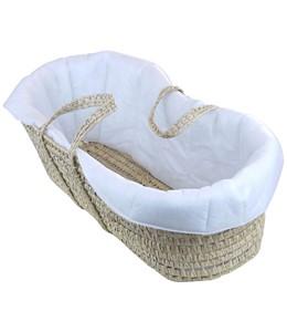 BabyPrem 90 X 40 cm Baby Crib Cradle Pram Nursery Mattress Standard or Quilted