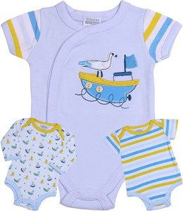 29f539adcbf8 BabyPrem Preemie Tiny Footie Baby Boy Girl Pink Blue Cotton Velour ...