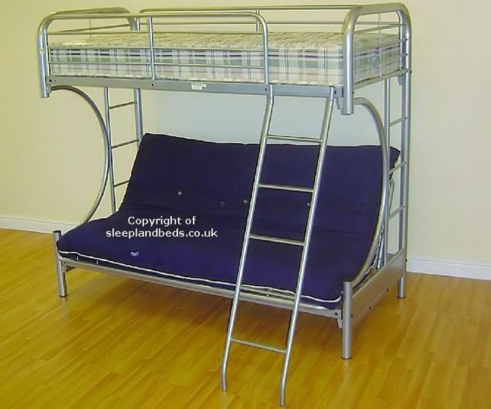 Futon Bunk Bed Cynthia Beds With