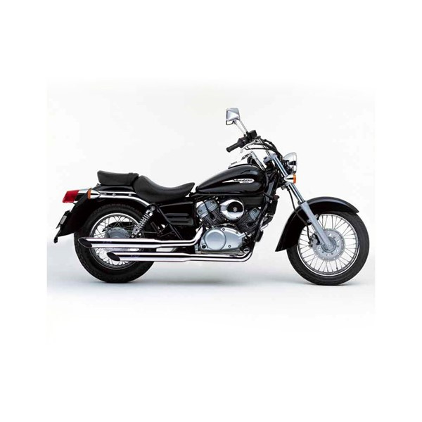 Honda Vermont 700 Specifications Ehow: HONDA VT125C SHADOW SILVERTAIL EXHAUST SIDE PIPES