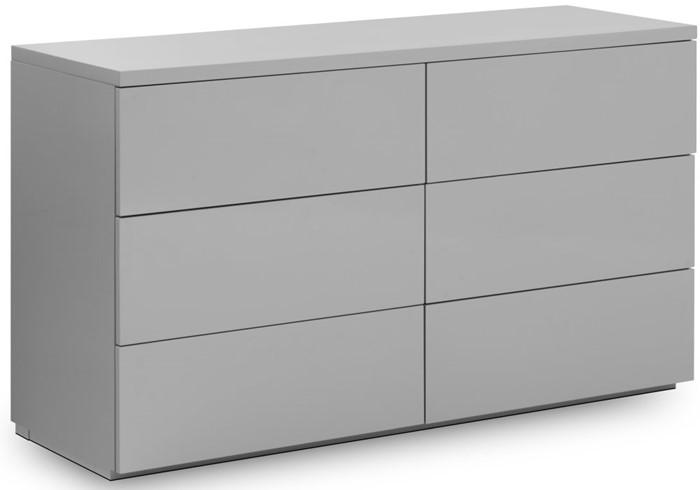 Grey High Gloss Bedroom Furniture, White High Gloss Bedroom Furniture The Range