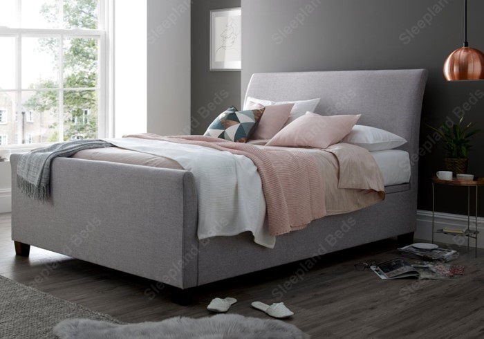 Super Kaydian Allendale Marbella Stone Ottoman Bed Sleepland Beds Pdpeps Interior Chair Design Pdpepsorg