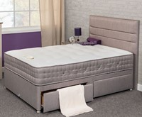 74c3c48c8935 Latex Cool 2000 Pocket Sprung Divan Bed By Sweet Dreams - 5ft Kingsize
