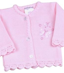 BabyPrem Baby Boys Girls Cardigan Preemie Newborn 0-3 3-6 months White /& Cream