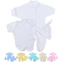 1905d97c1 Babyprem Premature Baby Clothes BabyPrem Girls Sleepsuit, Bodysuit ...