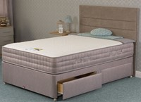 a327d35c59fd Aloe Vera Soothe 2000 Pocket Memory Divan Bed By Sweet Dreams - 5ft Kingsize