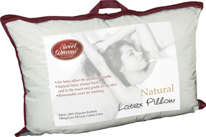Sweet Dreams Latex Foam Pillow XKYueq