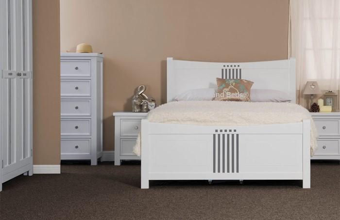 Grey Bedroom Furniture, White Bedroom Furniture Range