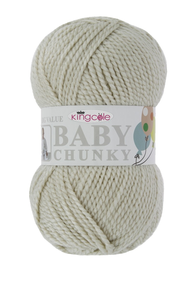 KING COLE BIG VALUE BABY 4 PLY Wool Yarn Knitting SALE CLEARANCE PACK 6 X 100G